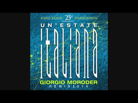 Gianna Nannini & Edoardo Bennato - UN'ESTATE ITALIANA Giorgio Moroder Remix 2014