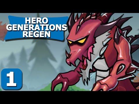 Hero Generations ReGen Part 1 - Baby Makin' - Hero Generations ReGen Steam PC Gameplay Review