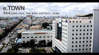 e.Town - Office for lease - Grade B - HCMC Vietnam