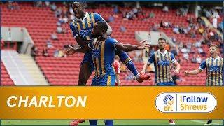 HIGHLIGHTS: Charlton 2 Town 1