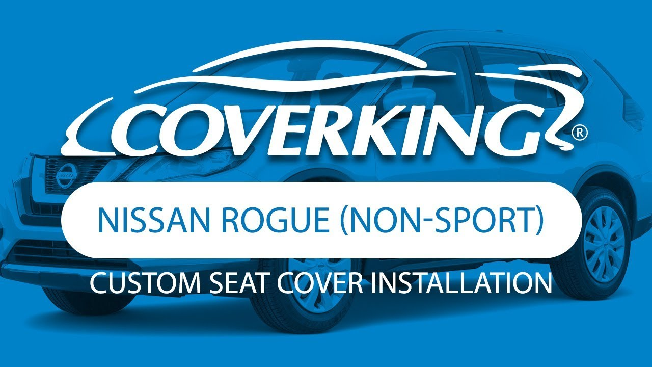 How To Install 2014 2020 Nissan Rogue Non Sport Custom