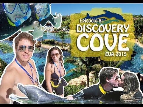 EUA: Ep. 9 - Discovery Cove (Orlando)