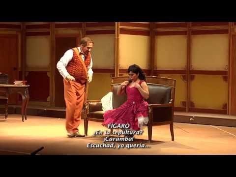 Opera El Barbero de Sevilla   Acto1