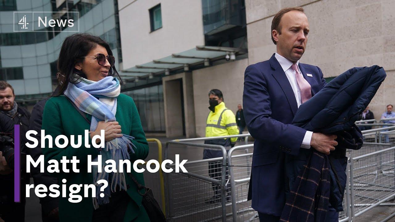 Matt Hancock: How did health secretary break Covid restrictions?