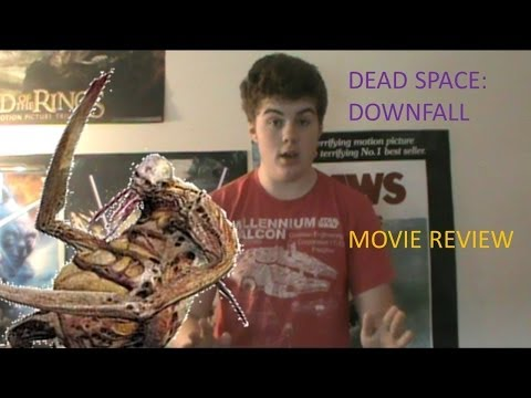 Dead Space: Downfall - Movie Review