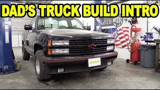 #Etcgdadstruck Build Introduction (Episode 1)