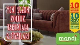 Mondi Koltuk Takımları 2019 Modelleri & Fiyatları Video