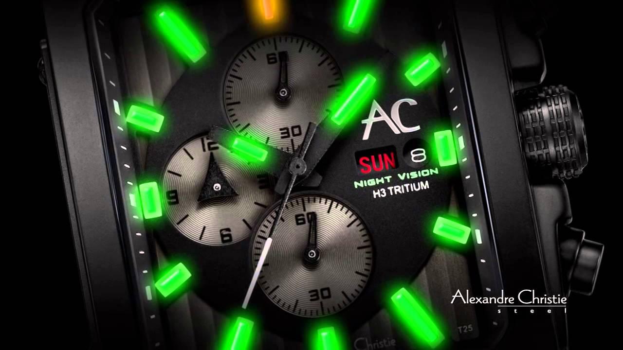 Ac 9204 Nmc Youtube Jam Tangan Alexandre Christie 01
