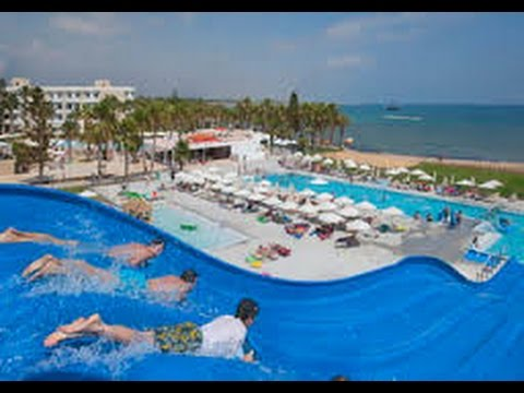 Louis Phaethon beach club hotel. Отдых на Кипре 2015