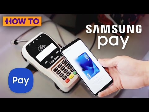 How To Set Up And Use Samsung Pay