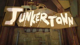 Junkertown Animated Short (Having a blast) | OVERWATCH