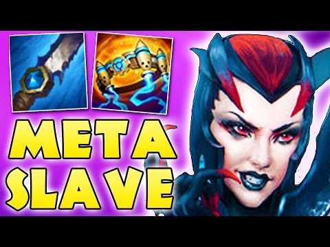 THE META SLAVE - How to Play Elise Jungle in Season 7! League of Legends