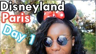 Disneyland Paris Day 1! | Scola Dondo