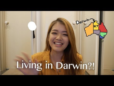 Living In Darwin, Australia [Work And Holiday WHV]