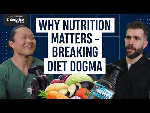 Why Nutrition Matters Breaking Diet Dogma | The Wolf's Den