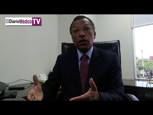 DR. ALFREDO AGUILAR, DIRECTOR ACADÉMICO Y CIENTÍFICO DEL GRUPO AUNA