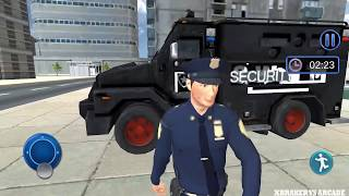 US Police Hummer Car Police Chase Games | All Levels Completed # Police Simulator - Android GamePlay