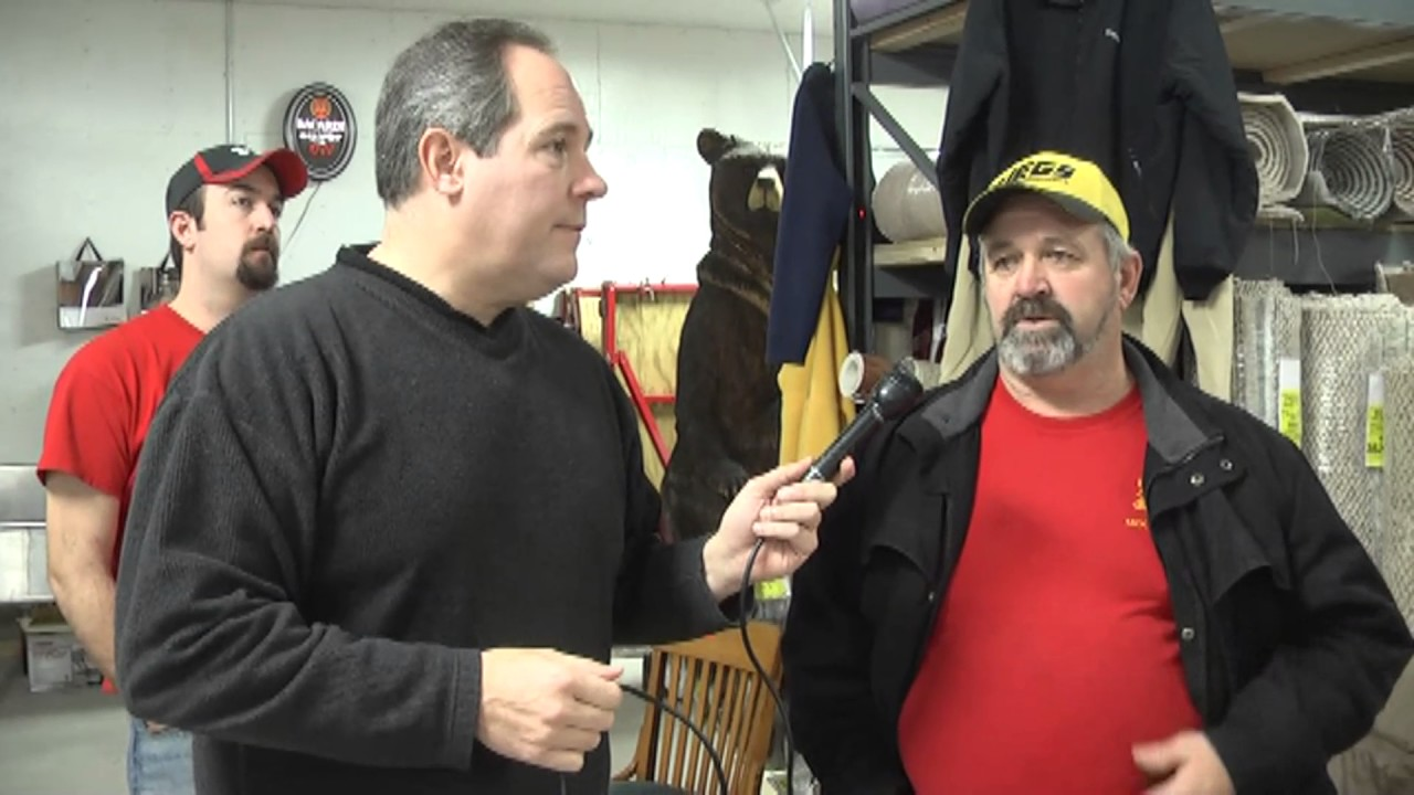 Talking Business - Kyle's Variety Shop  12-10-13