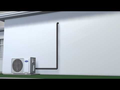 Ductless Ductless Systems Carrier   Home Comfort