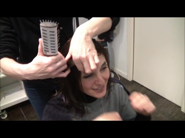 Protesi capelli donna totale - HRS