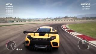 GRID 2 - Multiplayer Gameplay - Algarve Track