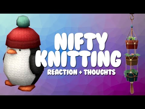 Nifty Knitting Reaction and Thoughts |