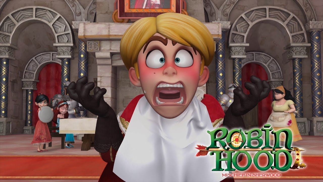 Download ROBIN HOOD - One joke too many