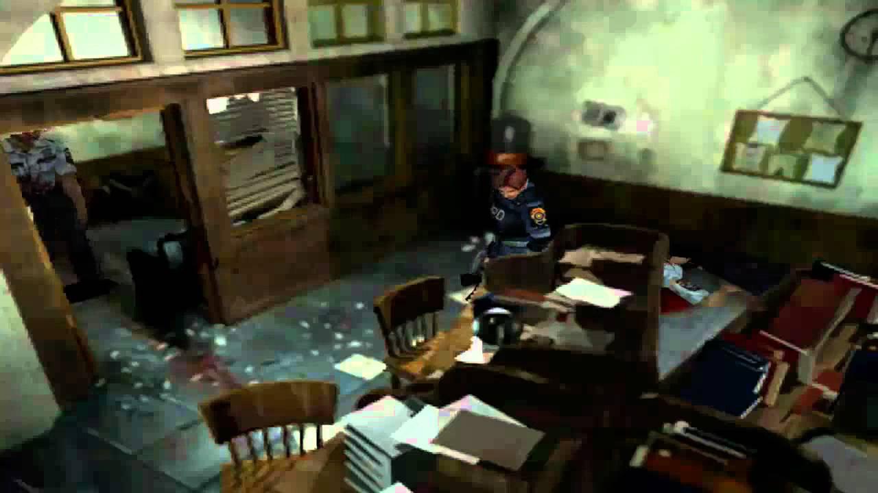 Lets Play Resident Evil 2leon B Part 8 Ein Herz Für Schlüssel