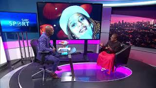 Thomas Mlambo interviews actress Pamela Nomvete