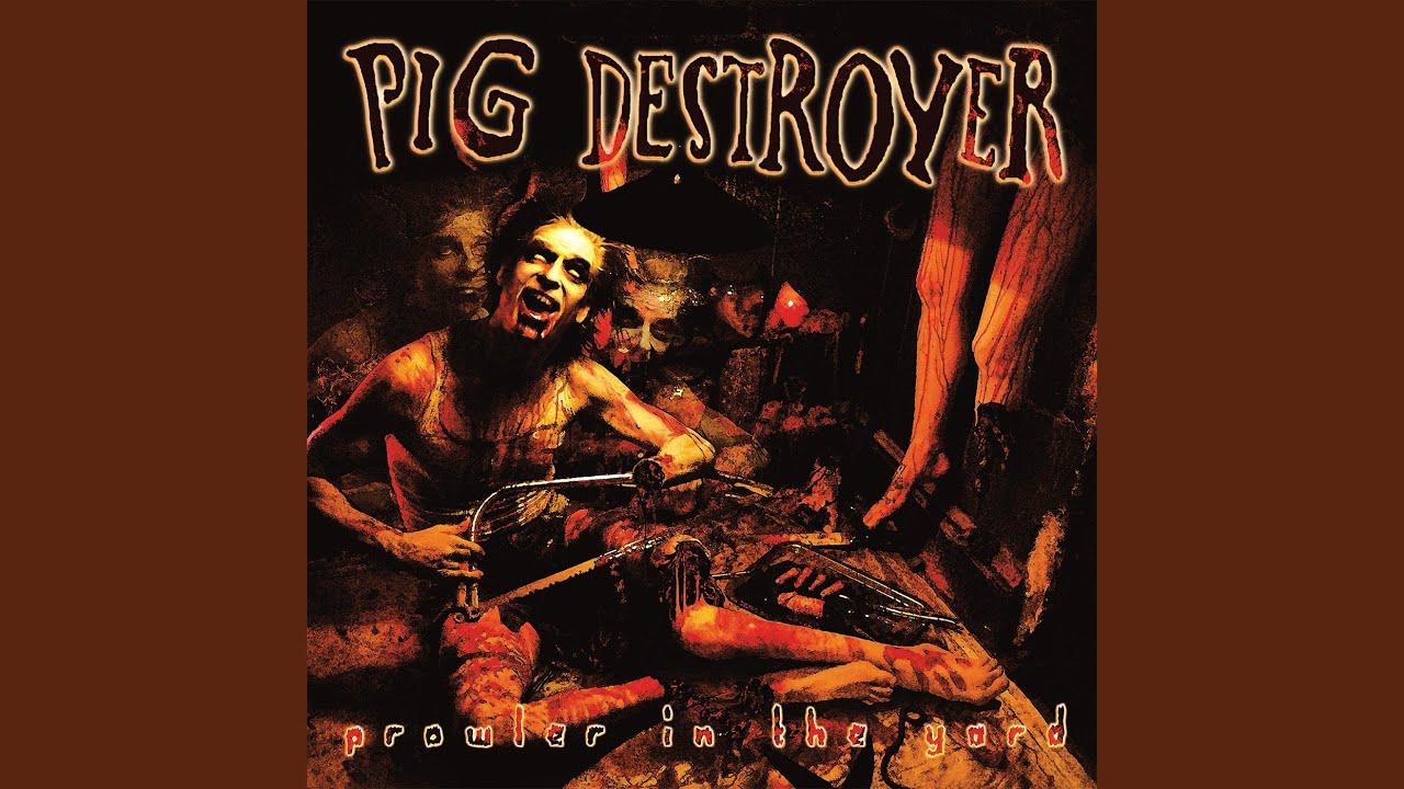 Pig Destroyer Tickets To The Car Crash