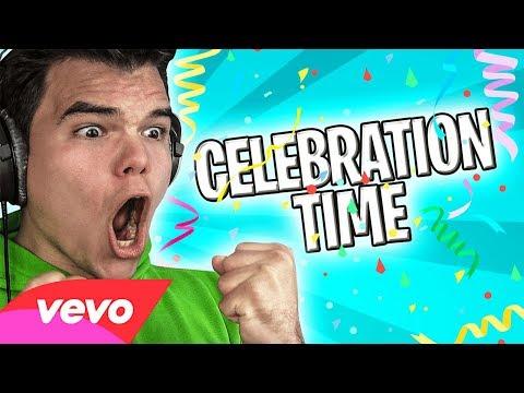 CELEBRATION TIME - Jelly (Songify by Schmoyoho)
