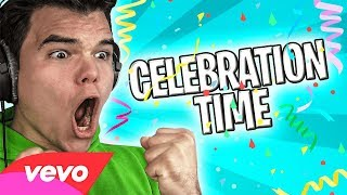 CELEBRATION TIME - Jelly (Songify by Schmoyoho)