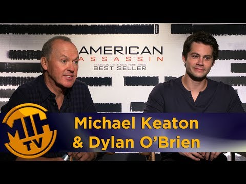Thumbnail: Michael Keaton & Dylan O'Brien Discuss Devastating Scene in 'American Assassin'