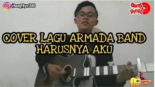 #armada#band HARUSNYA AKU COVER GITAR BANG BIN80