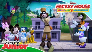 ? We'll Be The Best Town   Mickey Mouse Mixed-Up Adventures   Disney Junior UK