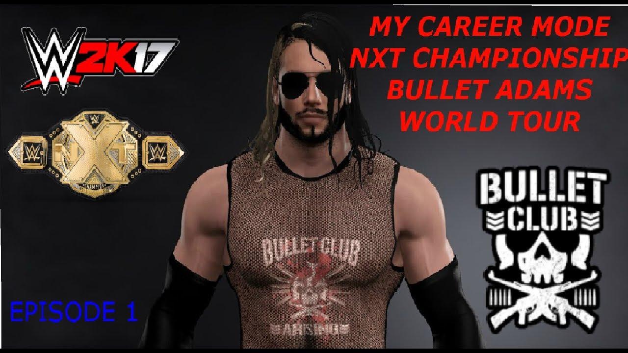 Download WWE 2K17 My Career Mode World Tour Episode 1
