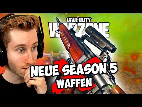 SO GUT ist SEASON 5 .. NEUE WAFFEN & ANTI-CHEAT?! (Warzone Season 5)