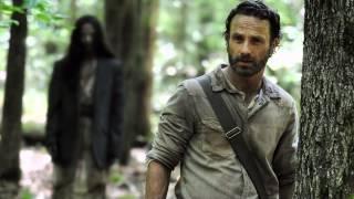The Walking Dead season 4 Trailer music - (Sharon Van Etten Serpents) [HD]