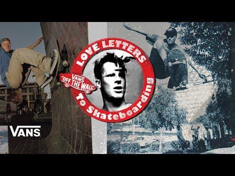 60 Seconds With Grosso: Julien Stranger | Jeff Grosso's Loveletters to Skateboarding | VANS