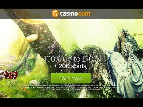 Casino.com With Playtech & NetEnt Slots