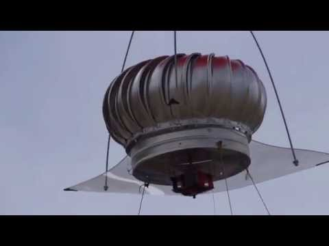 Lighter than Air Turbine Launch