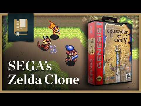 Crusader of Centy: Sega's Zelda Clone on the Genesis | Gaming Historian