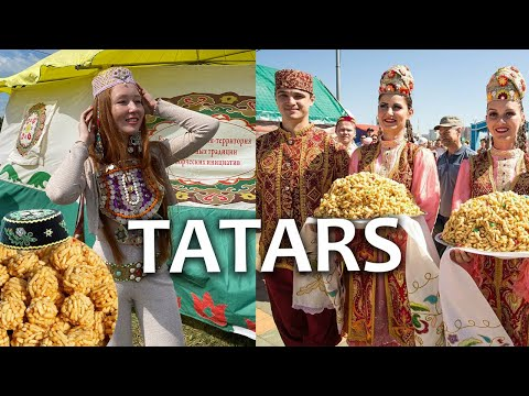 Who are the tatars? | Largest ethnic minority in Russia
