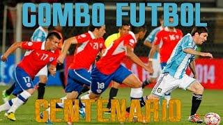 COMBO FUTBOL CENTENARIO thumbnail