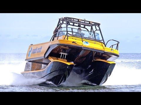 Nauti-Craft Marine Suspension Technology