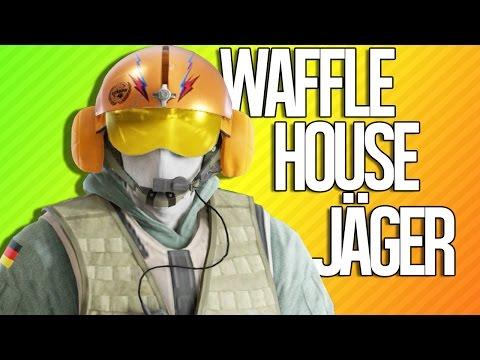 WAFFLE HOUSE JÄGER | Rainbow Six Siege