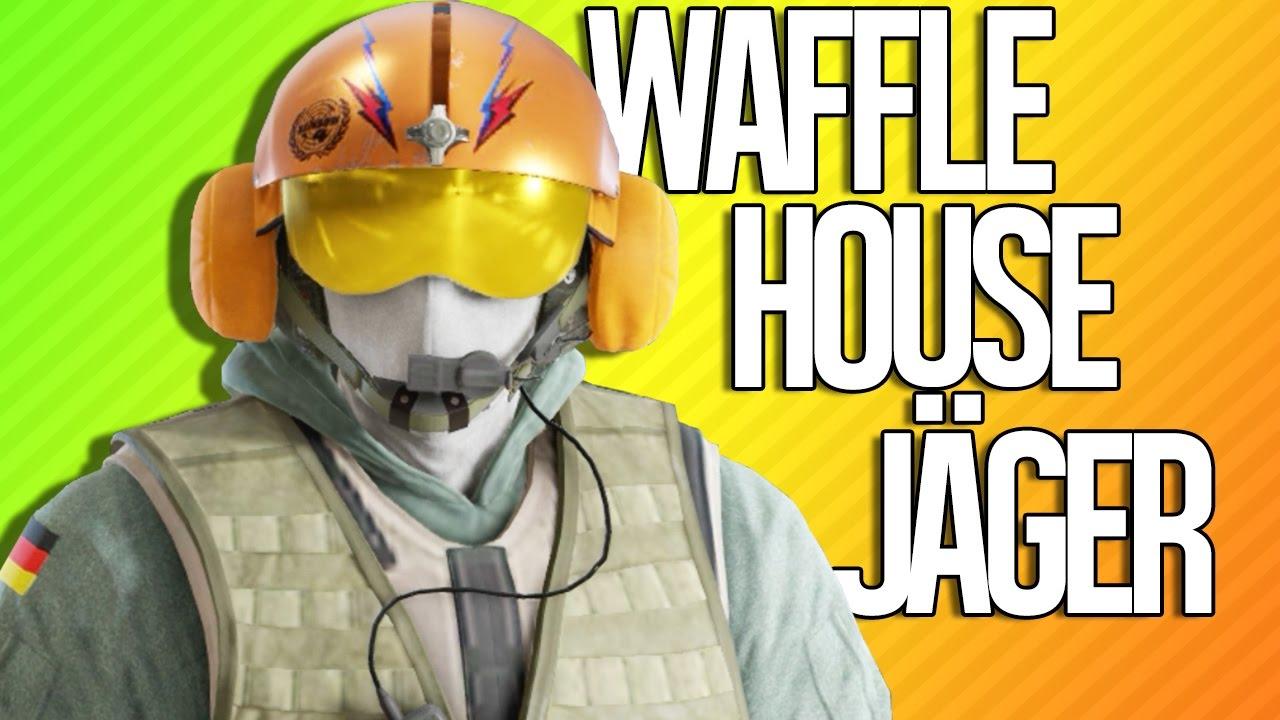 Like waffle house could