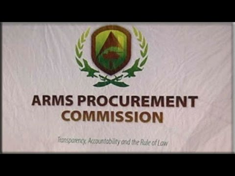 Arms Deal Commission 17 July 2014: Session 1