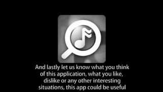 The Next App: Lyrics Finder