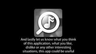 The Next App: Lyrics Finder
